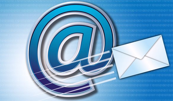 Errori comuni nell'uso della posta elettronica
