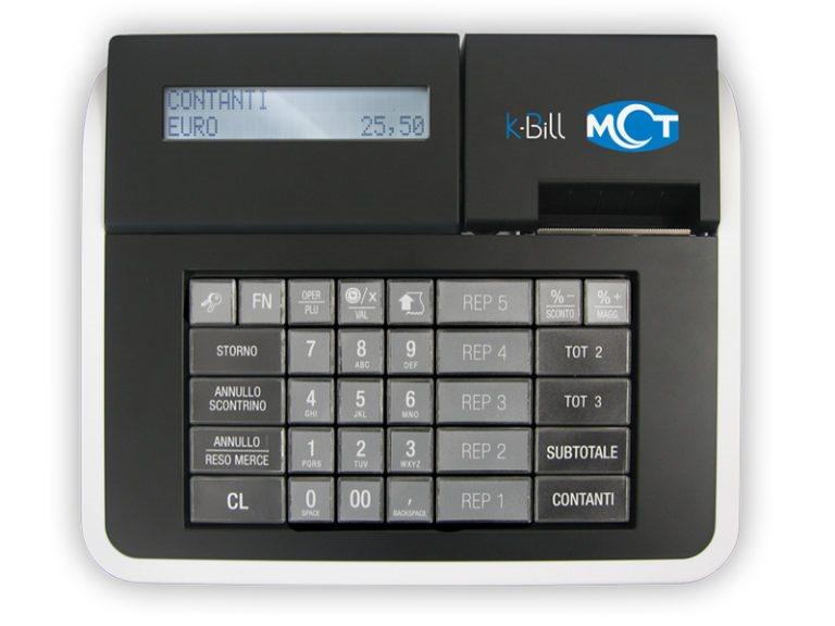 K-BILL MCT TELEMATICO